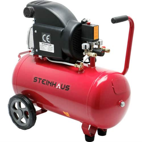 cel mai bun compresor de aer - Steinhaus Pro-com50 2CP