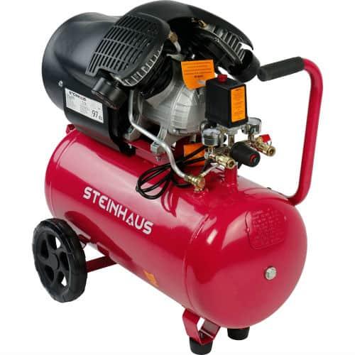 cel mai bun compresor aer - Steinhaus Pro-com50